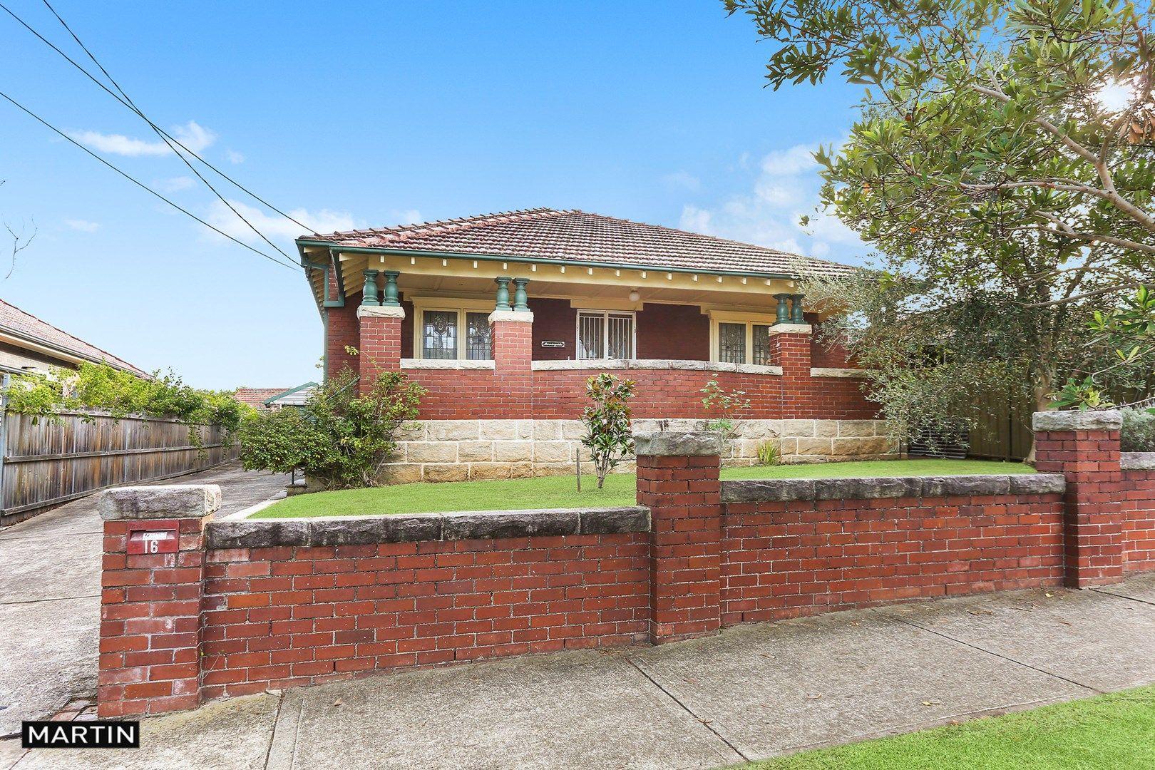 16 Dixson Avenue, Dulwich Hill NSW 2203, Image 0