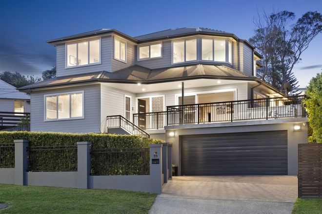 Picture of 55 Churchill Crescent, ALLAMBIE HEIGHTS NSW 2100