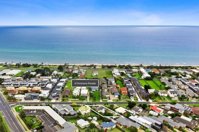 Picture of 6 Dromana Parade, SAFETY BEACH VIC 3936