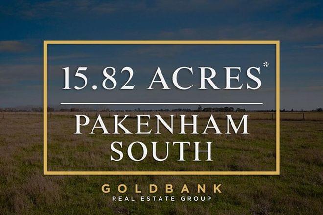 Picture of PAKENHAM SOUTH VIC 3810