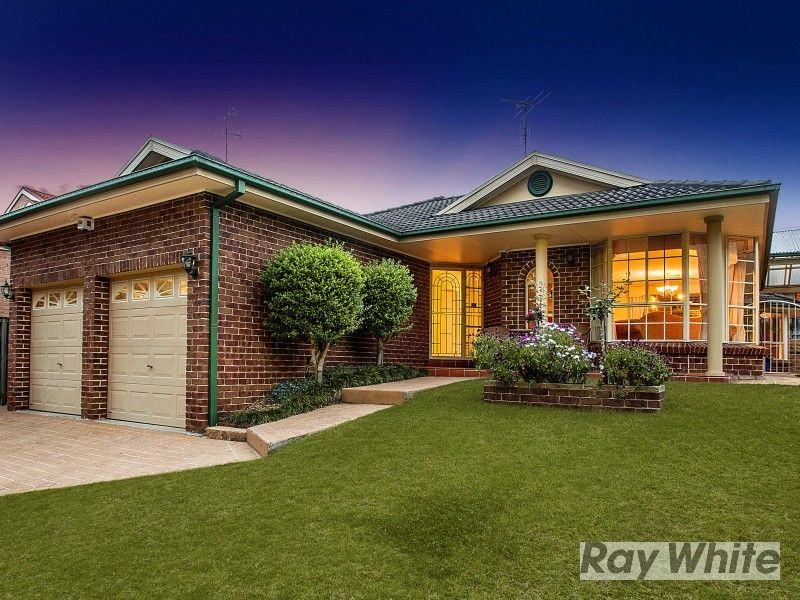 12 Farmer Circuit, Beaumont Hills NSW 2155, Image 0
