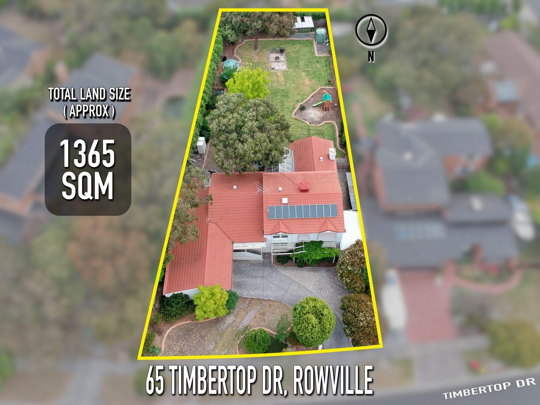 65 Timbertop Drive, Rowville VIC 3178, Image 1