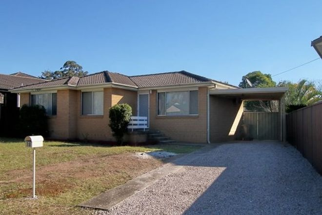 Picture of 18 Alice Street, ROOTY HILL NSW 2766