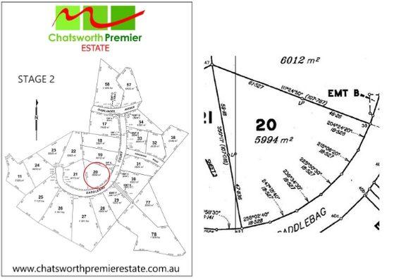 Lot 20 SADDLEBAG COURT, Chatsworth QLD 4570, Image 2