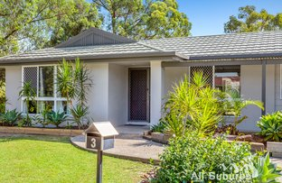 Picture of 3 Glenbrae Court, Marsden QLD 4132