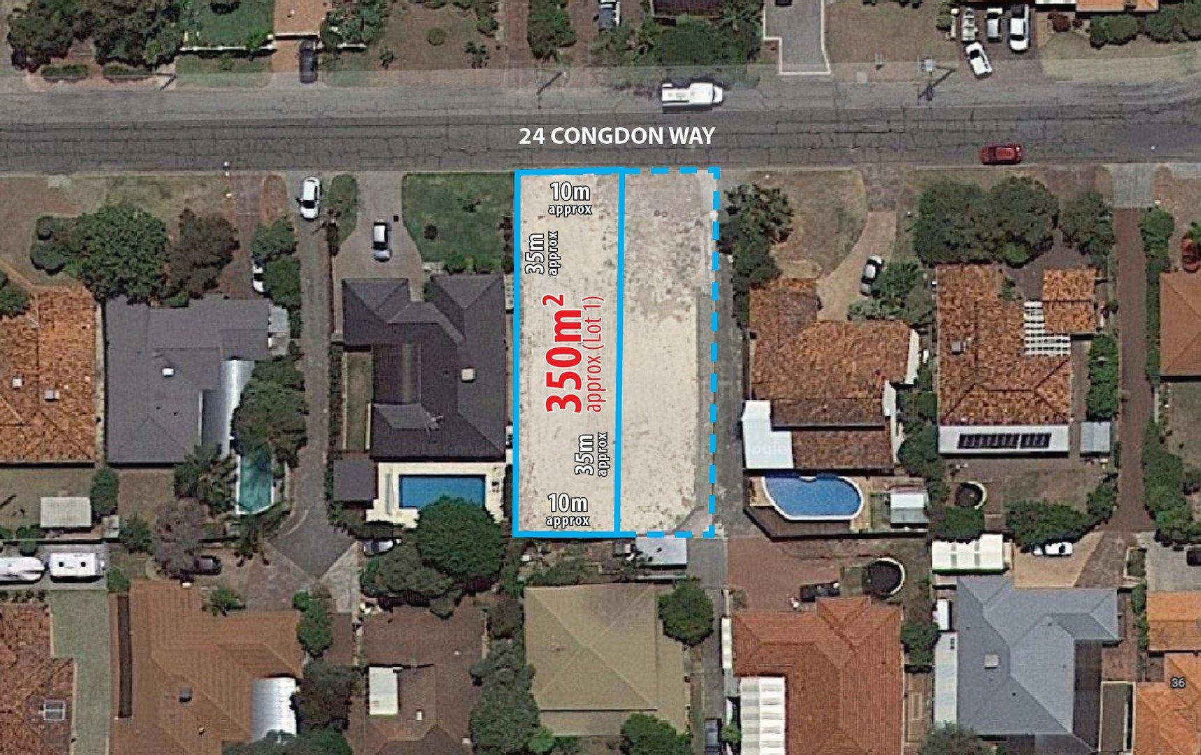 24A Congdon Way, Booragoon WA 6154, Image 1