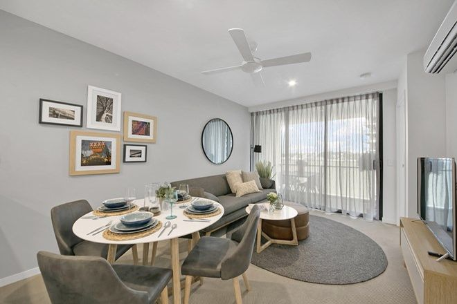 Picture of 508/35 Hercules Street, HAMILTON QLD 4007