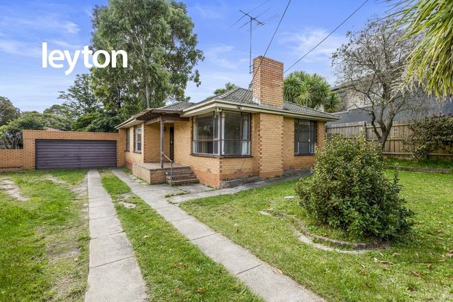 Picture of 37 Medoro Grove, MULGRAVE VIC 3170