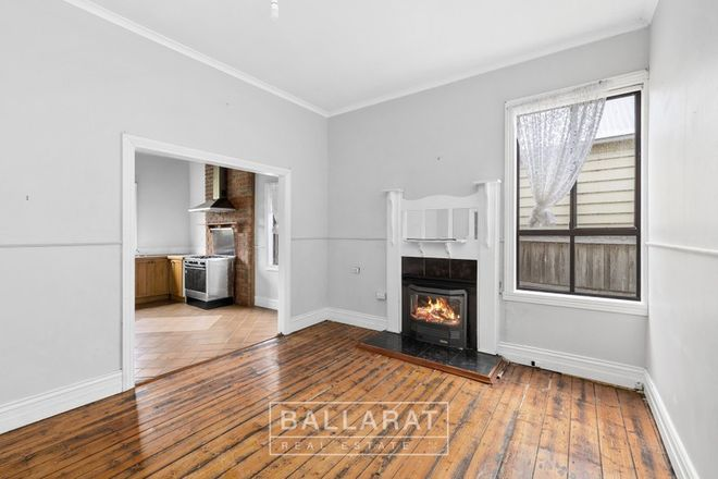 Picture of 111 Gregory Street, SOLDIERS HILL VIC 3350