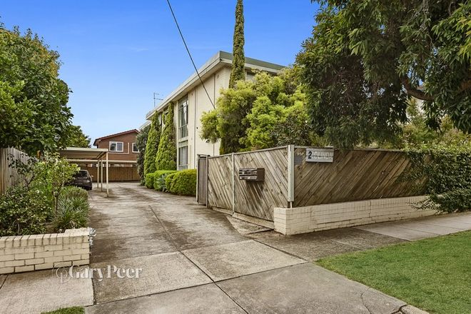 Picture of 5/2 Flowers Street, CAULFIELD SOUTH VIC 3162