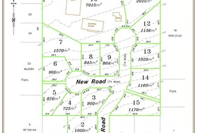 Picture of Lot 1 To 15 Hawker Road, WARWICK QLD 4370