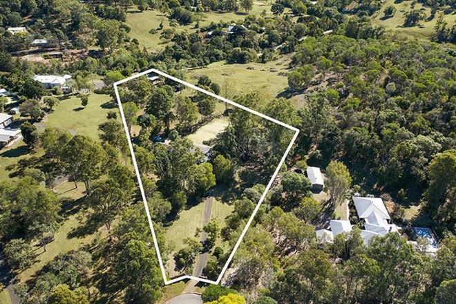Picture of 320 O'Brien  Road, PULLENVALE QLD 4069