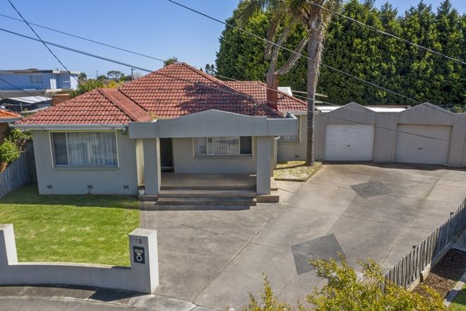 Picture of 13 Rockford Court, NOBLE PARK VIC 3174