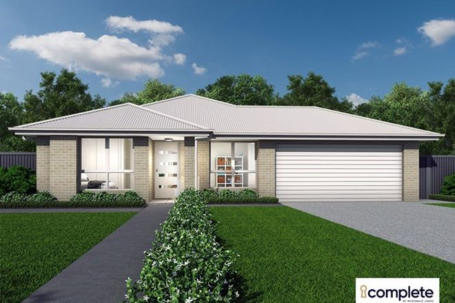 Picture of Lot 4448 Avocet Street, ABERGLASSLYN NSW 2320
