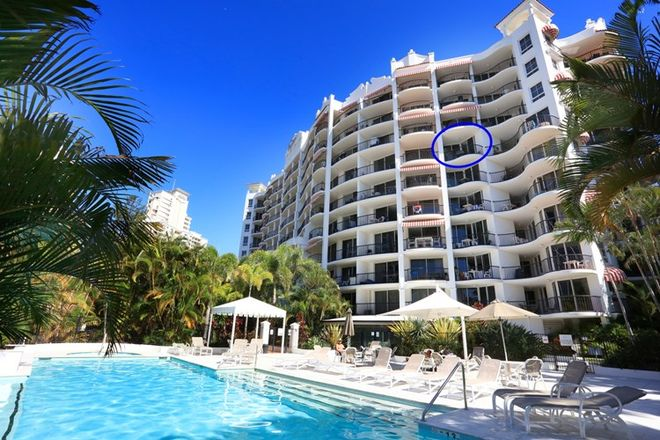 Picture of 710/9-21 Beach Parade, SURFERS PARADISE QLD 4217