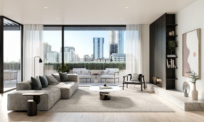 Picture of 4/18 Chambers Street, South Yarra