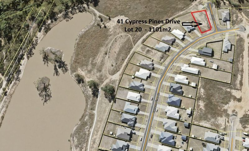 41. Cypress Pines Drive, Miles QLD 4415, Image 0