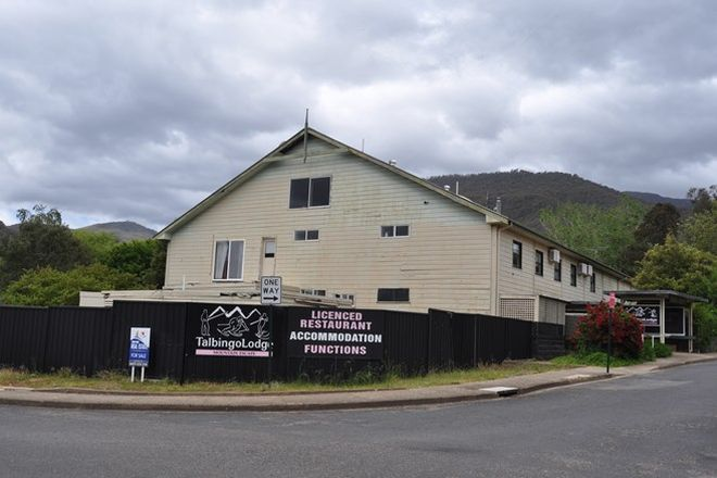 Picture of 45 Lampe Street, TALBINGO NSW 2720