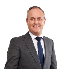 Bruce Warburton, Sales representative