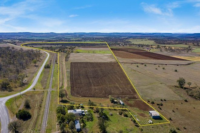 Picture of 1515 Umbiram Road, SOUTHBROOK QLD 4363