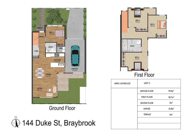 2, 3 & 4/144 Duke Street, Braybrook VIC 3019, Image 1