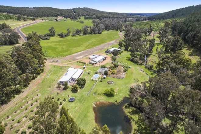 Picture of 429 East Nannup Road, NANNUP WA 6275