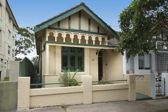 Picture of 38 Howard  Street, RANDWICK NSW 2031