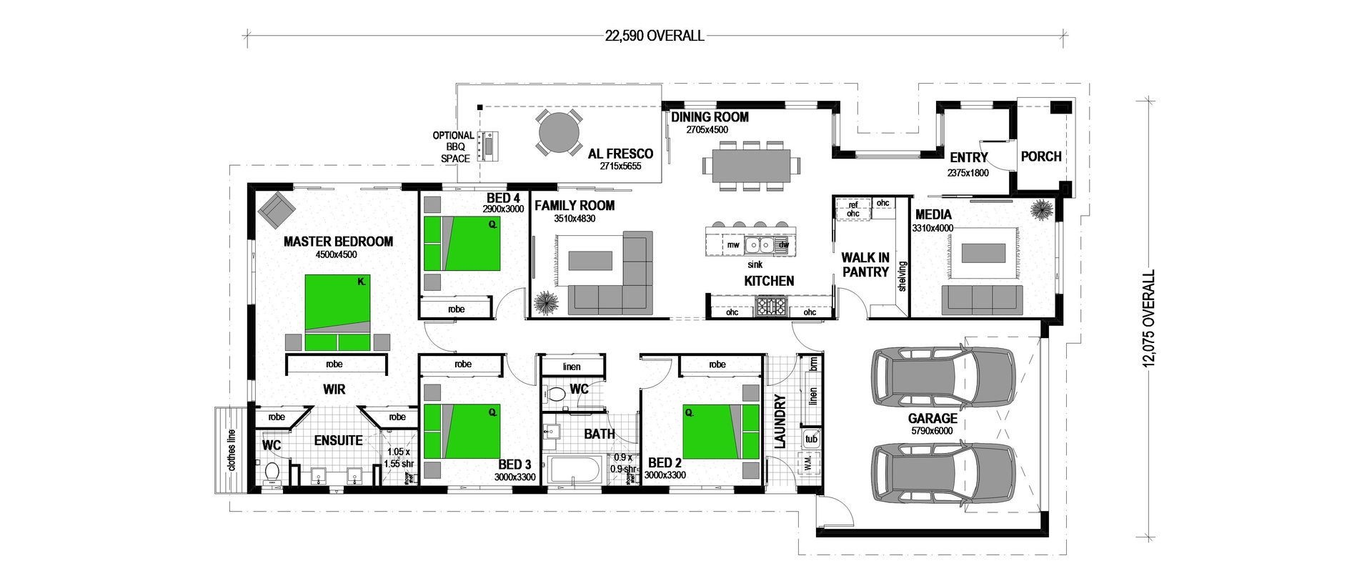 Lot 64 Renell Street, Bargara Rise Estate, Bargara QLD 4670, Image 1