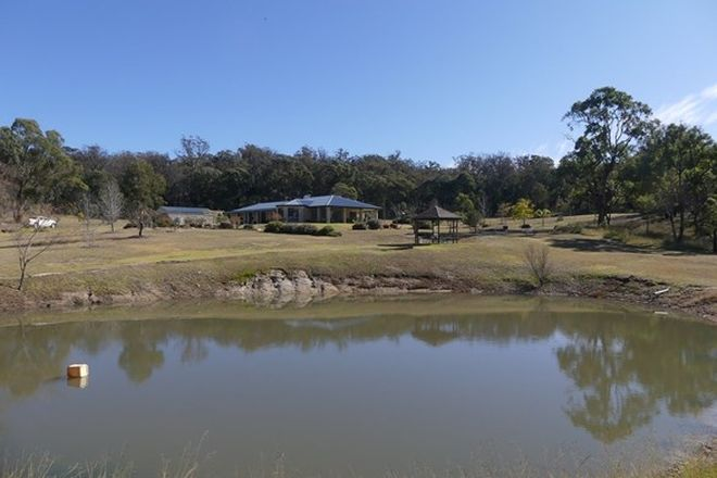 Picture of 129 Robertson Rd, AMIENS QLD 4380