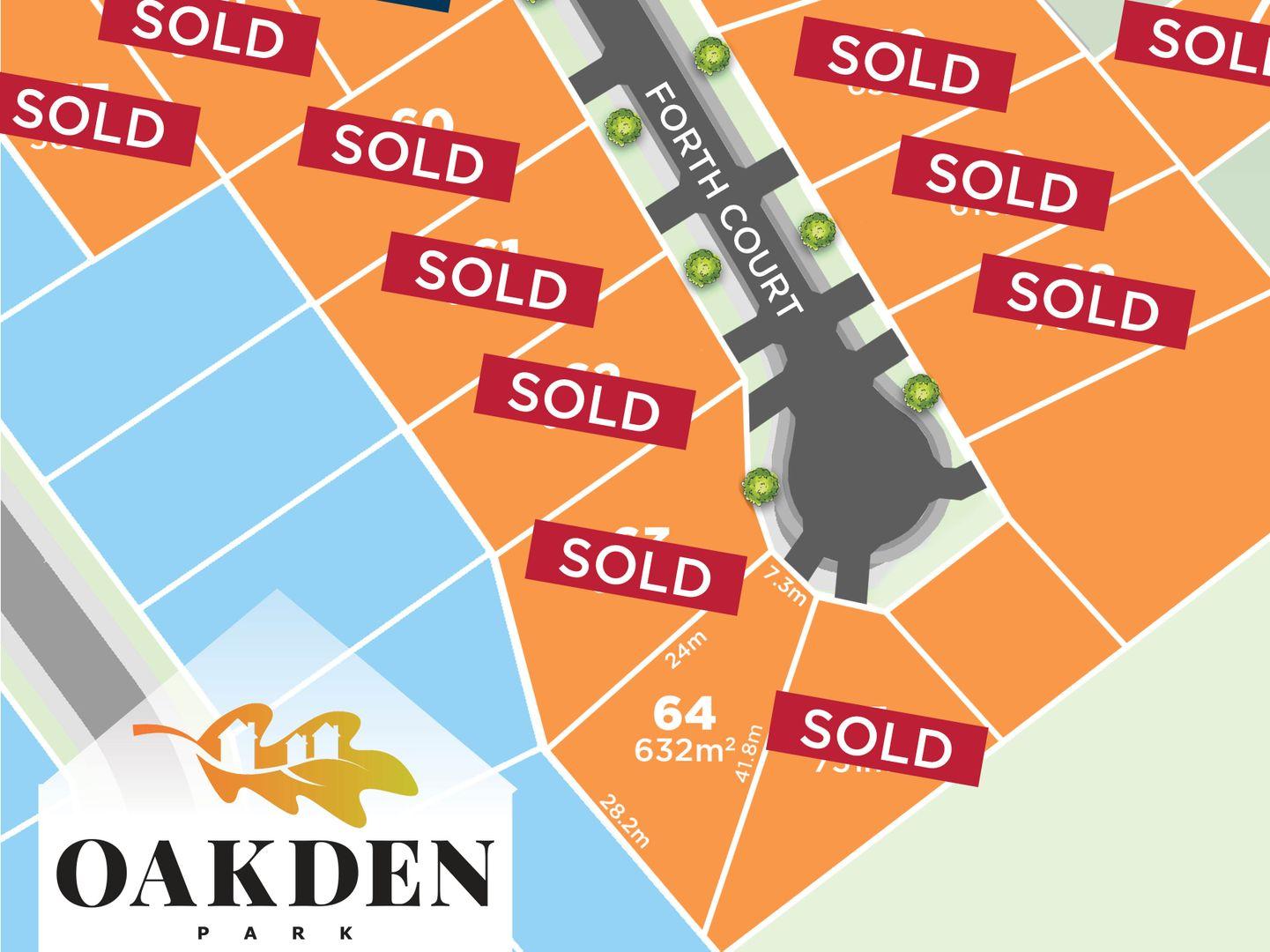 Lot 64 Oakden Park., Youngtown TAS 7249, Image 0