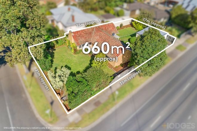Picture of 1 Purrumbete Avenue, MANIFOLD HEIGHTS VIC 3218