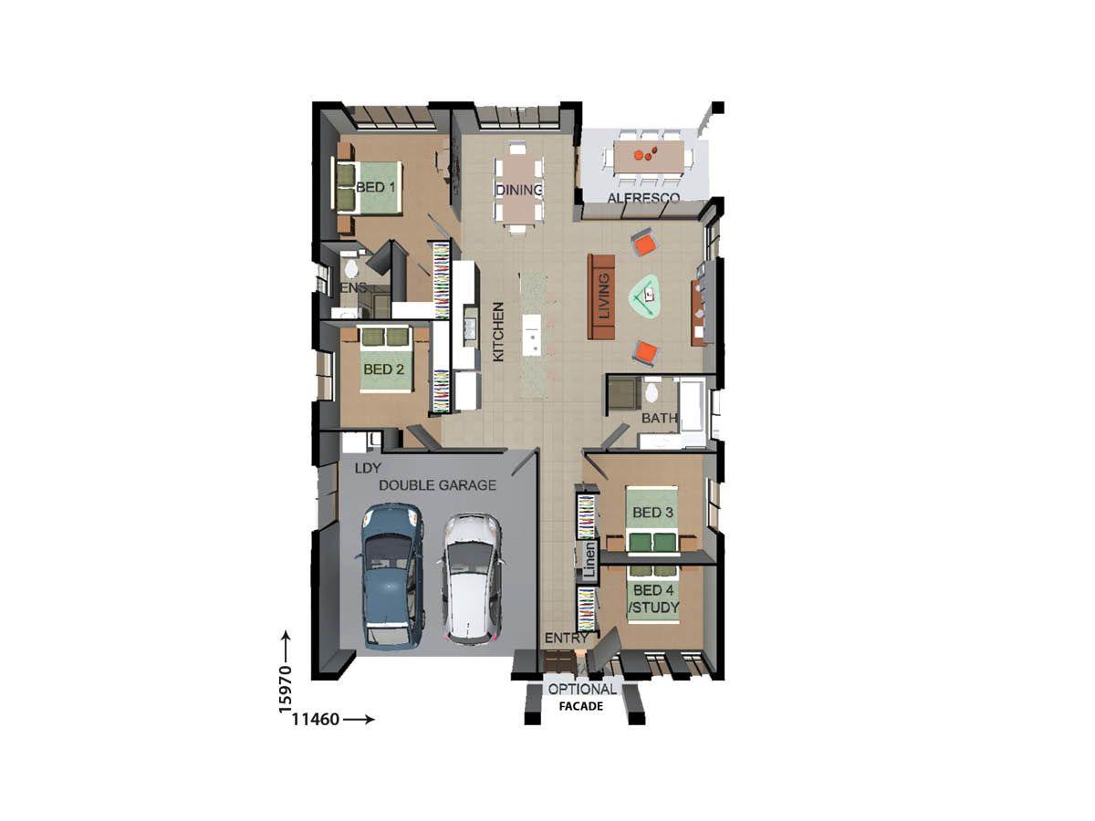 Lot 421 Cassley Street, Beaconsfield QLD 4740, Image 1