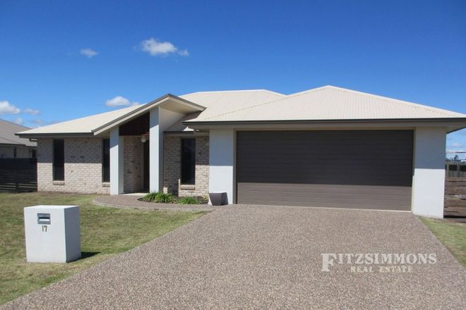 Picture of 17 Diggers Drive, DALBY QLD 4405