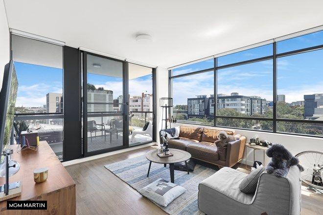 Picture of A502/14b Mentmore  Avenue, ROSEBERY NSW 2018
