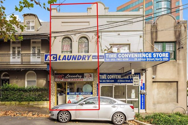 Picture of 29A Albion Street, SURRY HILLS NSW 2010
