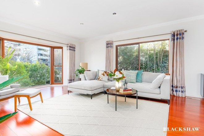 Picture of 12 Chowne Street, CAMPBELL ACT 2612