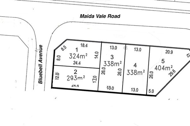 Picture of Lot 3/54 Bluebell Avenue, HIGH WYCOMBE WA 6057