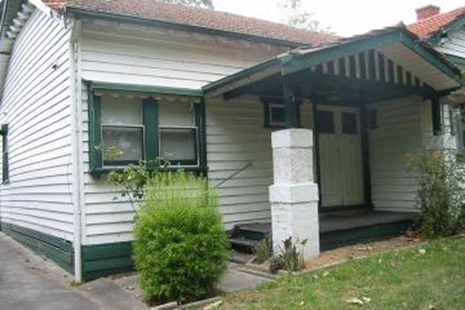 Picture of 24 Sycamore Street, MALVERN EAST VIC 3145