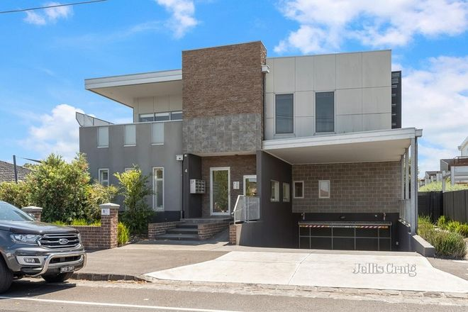 Picture of 2/4 Cumming Street, BRUNSWICK WEST VIC 3055