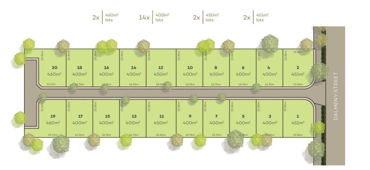 Lot 1-20/93 Dalmeny Street, Algester QLD 4115, Image 2