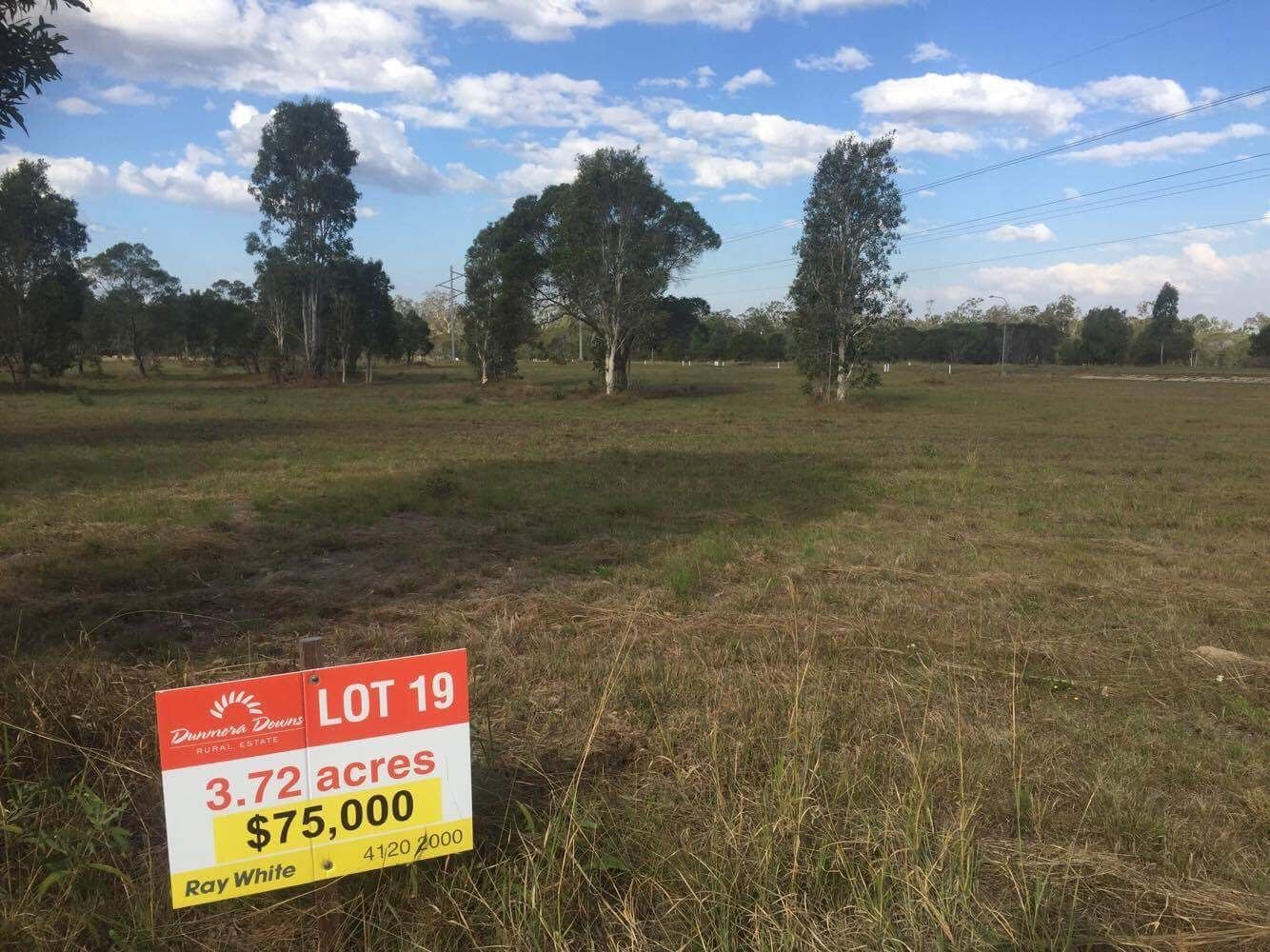 Lot 19 Wallum Froglet Court, Dunmora QLD 4650, Image 1