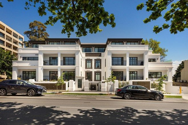 Picture of 203/705 Orrong Road, TOORAK VIC 3142