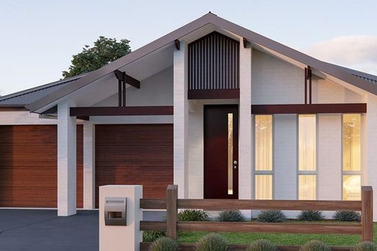 Picture of Lot 1058 Arcadian Hills Crescent, COBBITTY NSW 2570