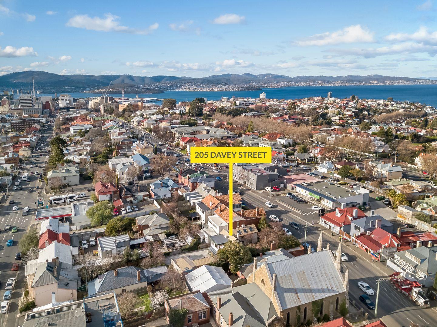 205 Davey Street, South Hobart TAS 7004, Image 0