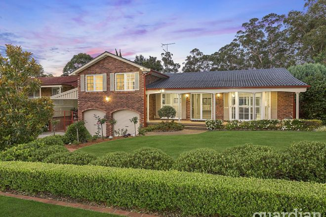 Picture of 23 Greenbank Drive, GLENHAVEN NSW 2156