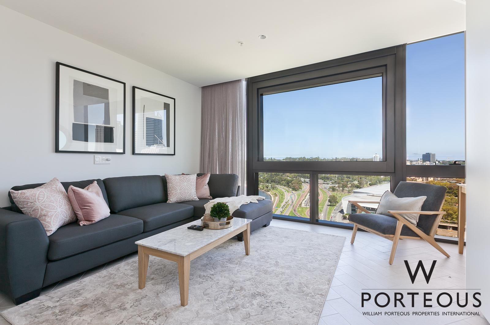 2306/1 Geoffrey Bolton Avenue, Perth WA 6000, Image 0