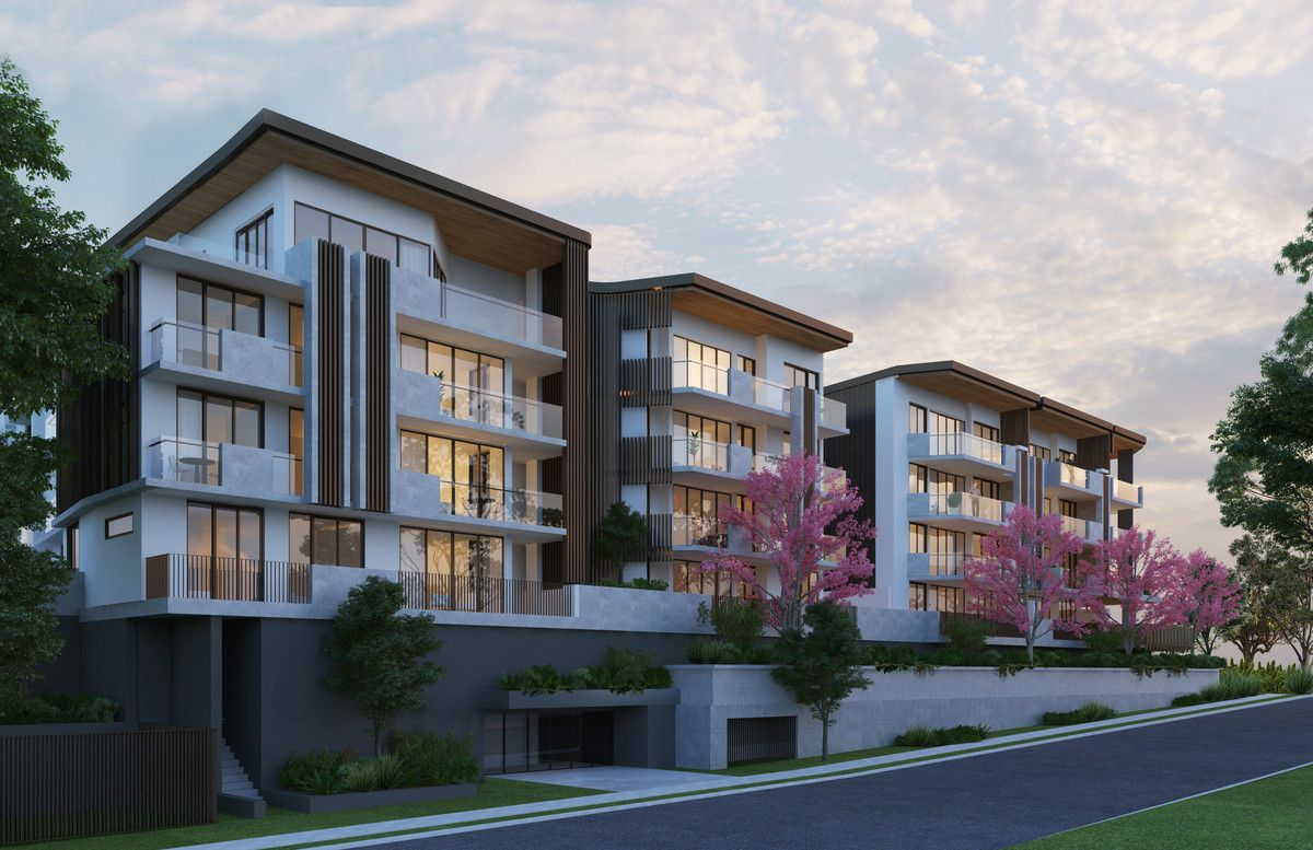 101 - 409/131 - 139 Sir Fred Schonell Drive, St Lucia QLD 4067, Image 0