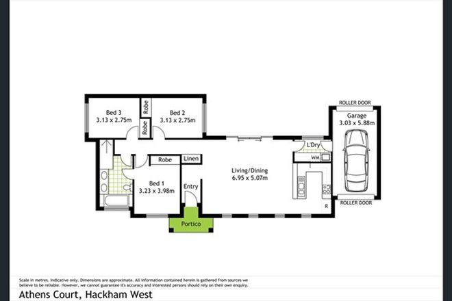 Picture of 1 Corinth Road, HACKHAM WEST SA 5163