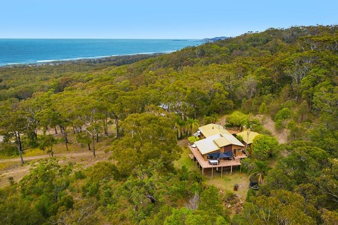 Picture of 172 Point Plomer Road, CRESCENT HEAD NSW 2440
