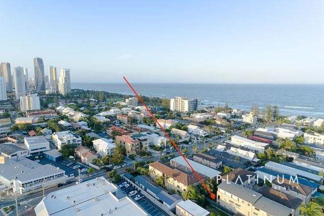 Picture of @/33-37 Cronulla Avenue, MERMAID BEACH QLD 4218